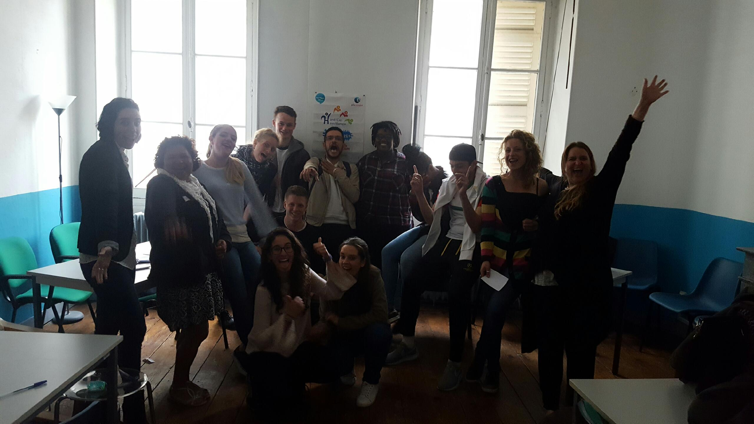 Europe, Association Odyssée, Sel ou poivre, interculturel, jeunes, Bordeaux