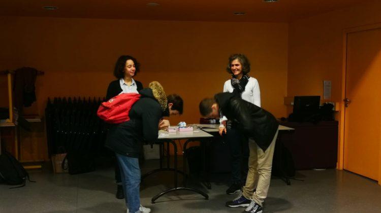 séjour linguistique soggiorno linguistico bordeaux bord'odyssée france français cours lycée les menuts