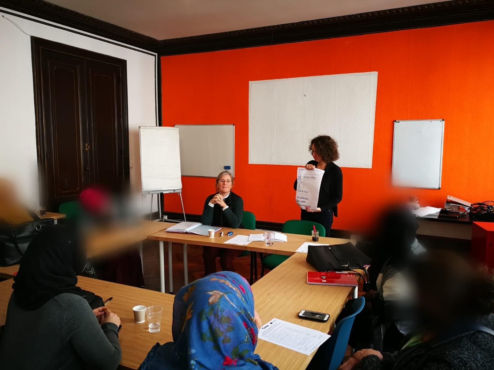 job to stay réfugié accompagnement professionnel emploi association odyssée erasmus bordeaux