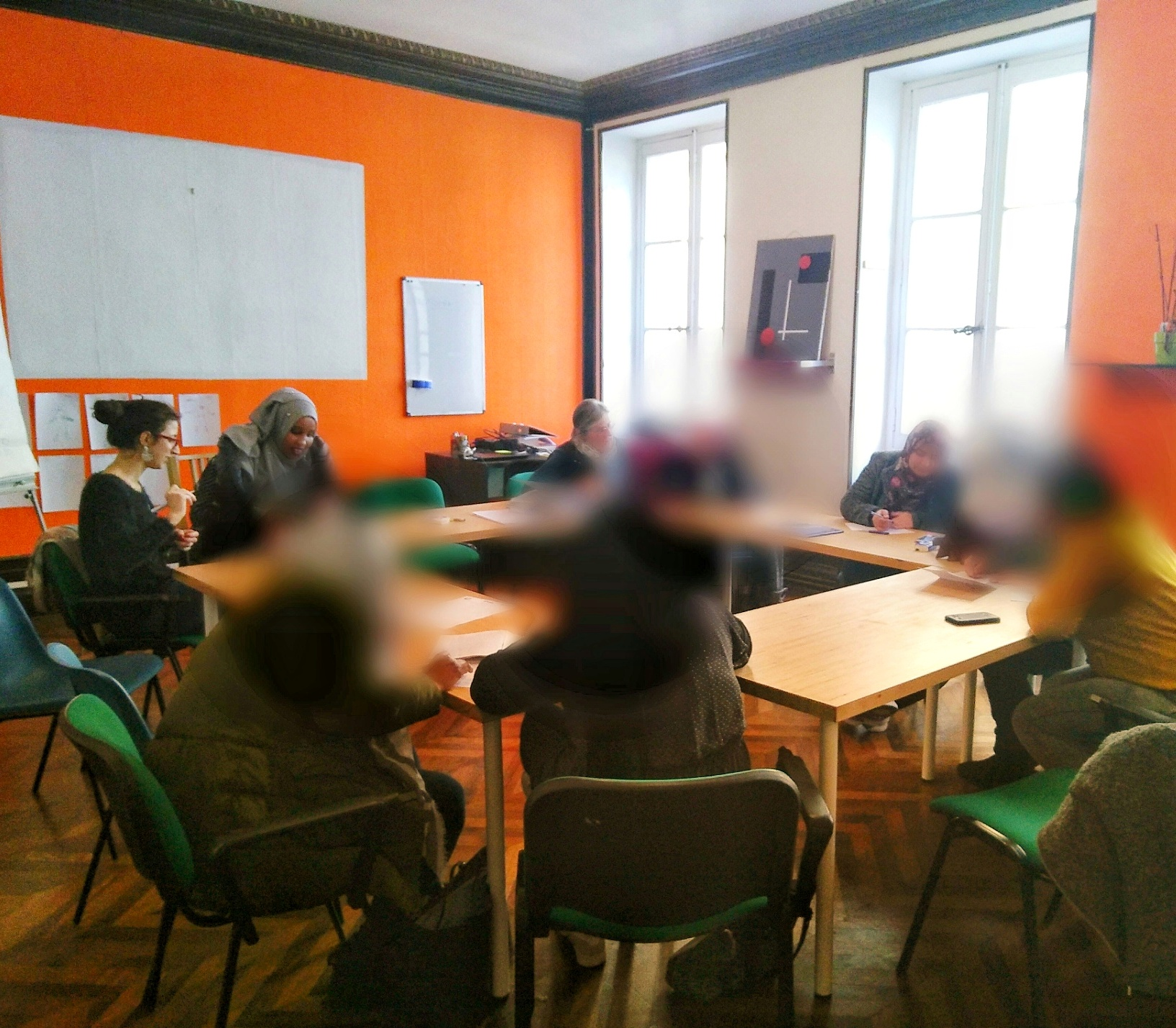 job to stay erasmus europe réfugié accompagnement emploi odyssée association