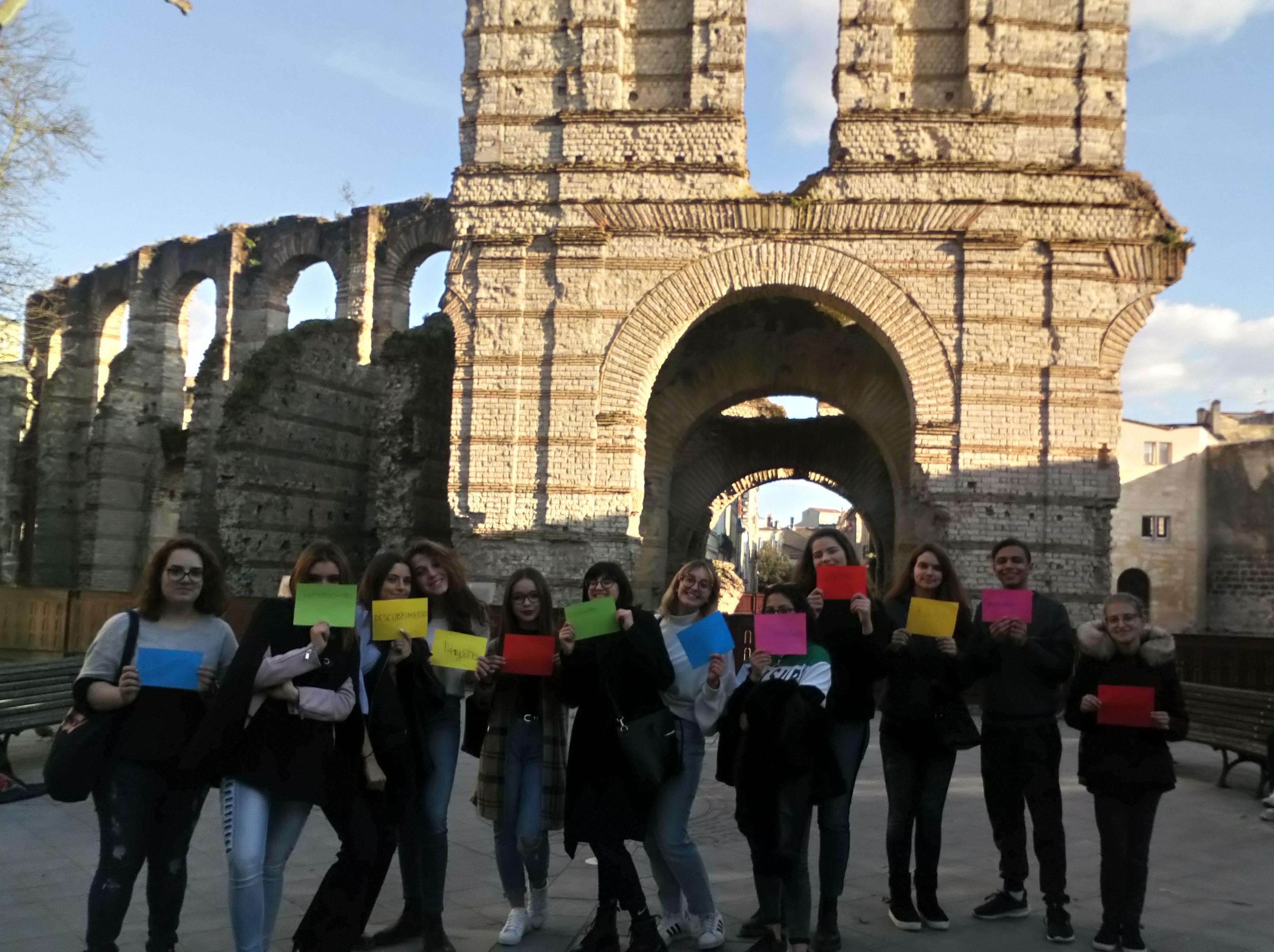 francophonie journée internationale bordeaux odyssée italiens italie europe erasmus