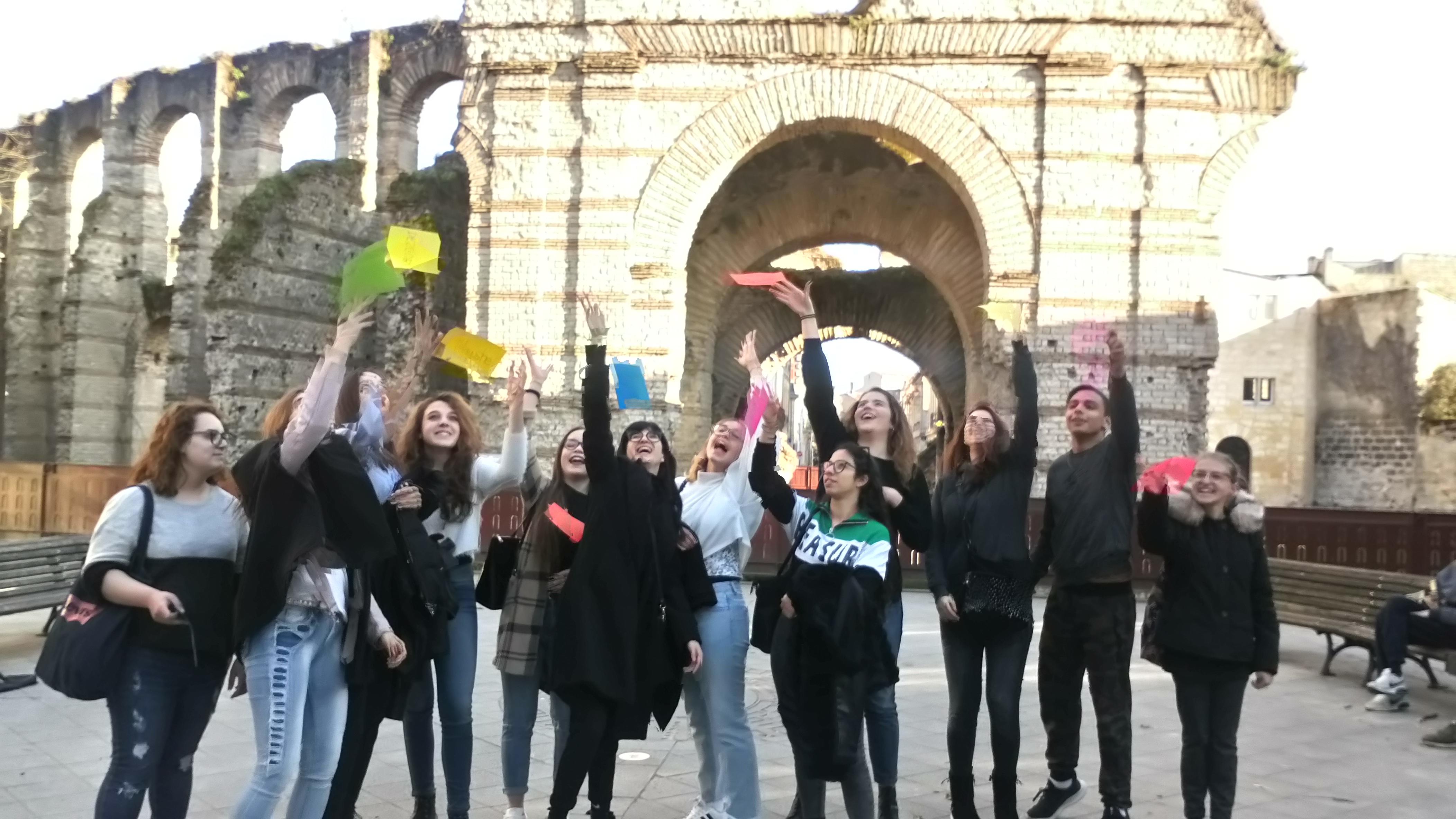 association odyssée jeune jeunesse bordeaux erasmus europe