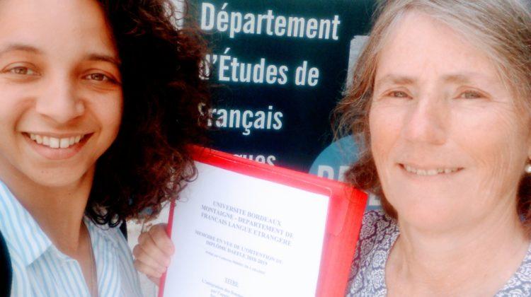 Mémoire catherine odyssée bordeaux job to stay erasmus refugié
