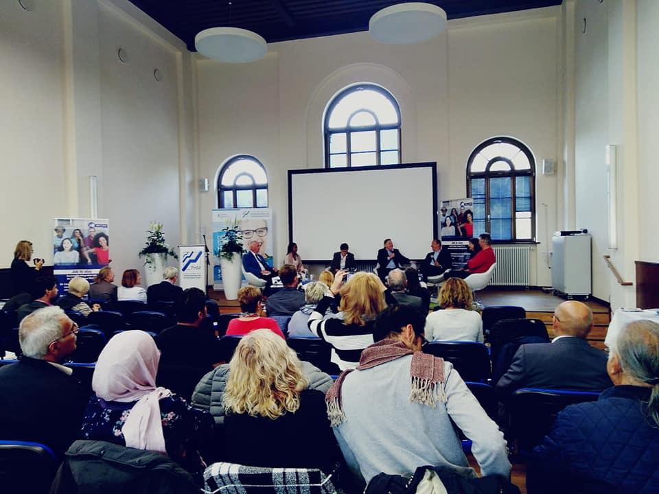 job to stay réfugié insertion sociale conférence professionnelle entreprise emploi réfugiée odyssée accompagnement bordeaux