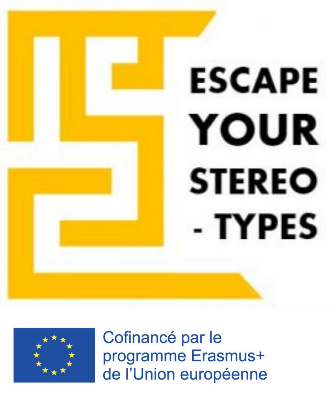 L'objectif du projet Escape your Stereotypes est de créer un Escape Game pédagogique sur l'interculturalité et la lutte contre les stéréotypes et les préjugés. Escape your Stereotypes est soutenu par le programme Erasmus+ de l'Union Européenne.