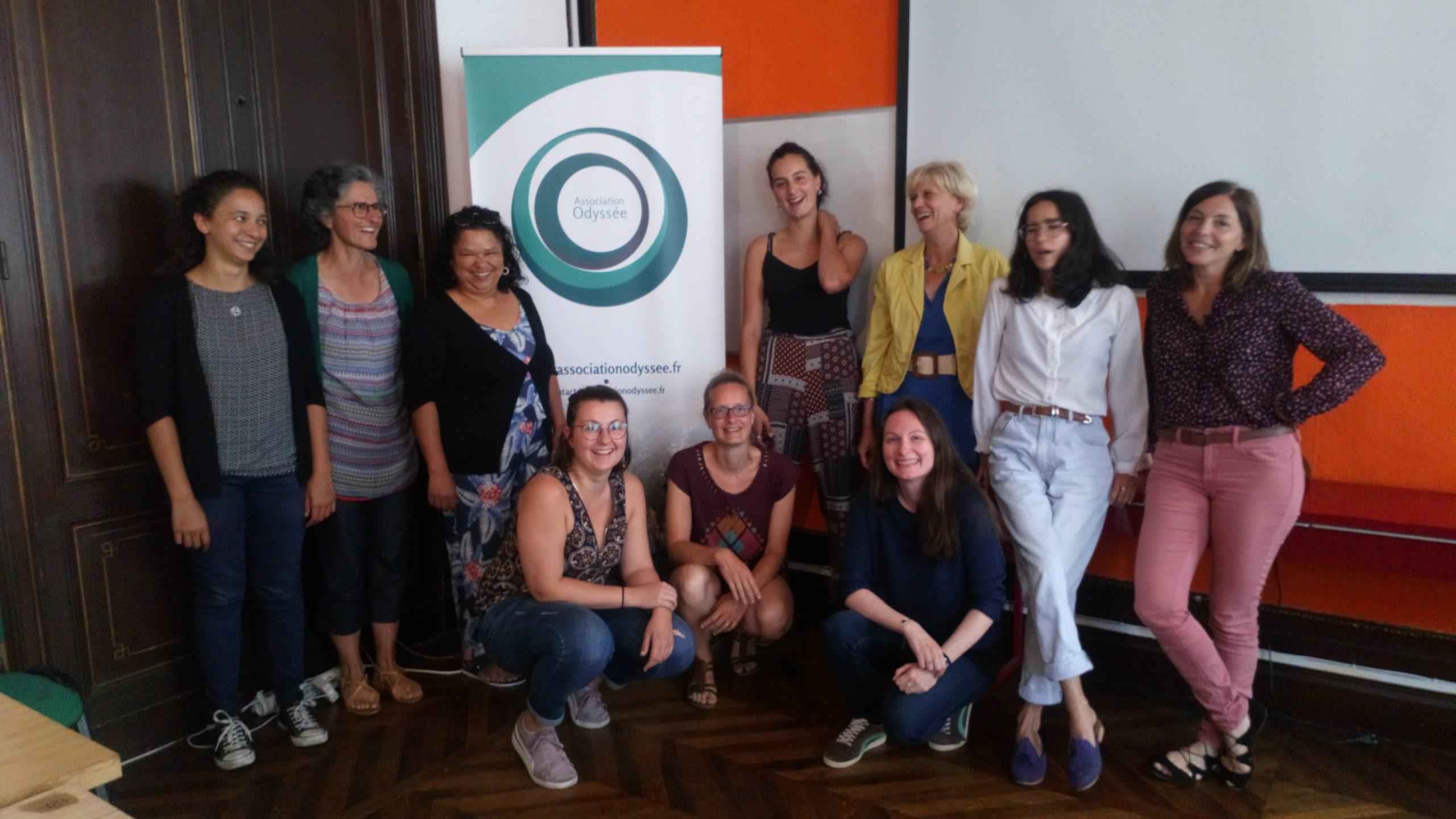 assemblée générale association odyssée bordeaux interculturalité interculturel projets européens erasmus jeunesse