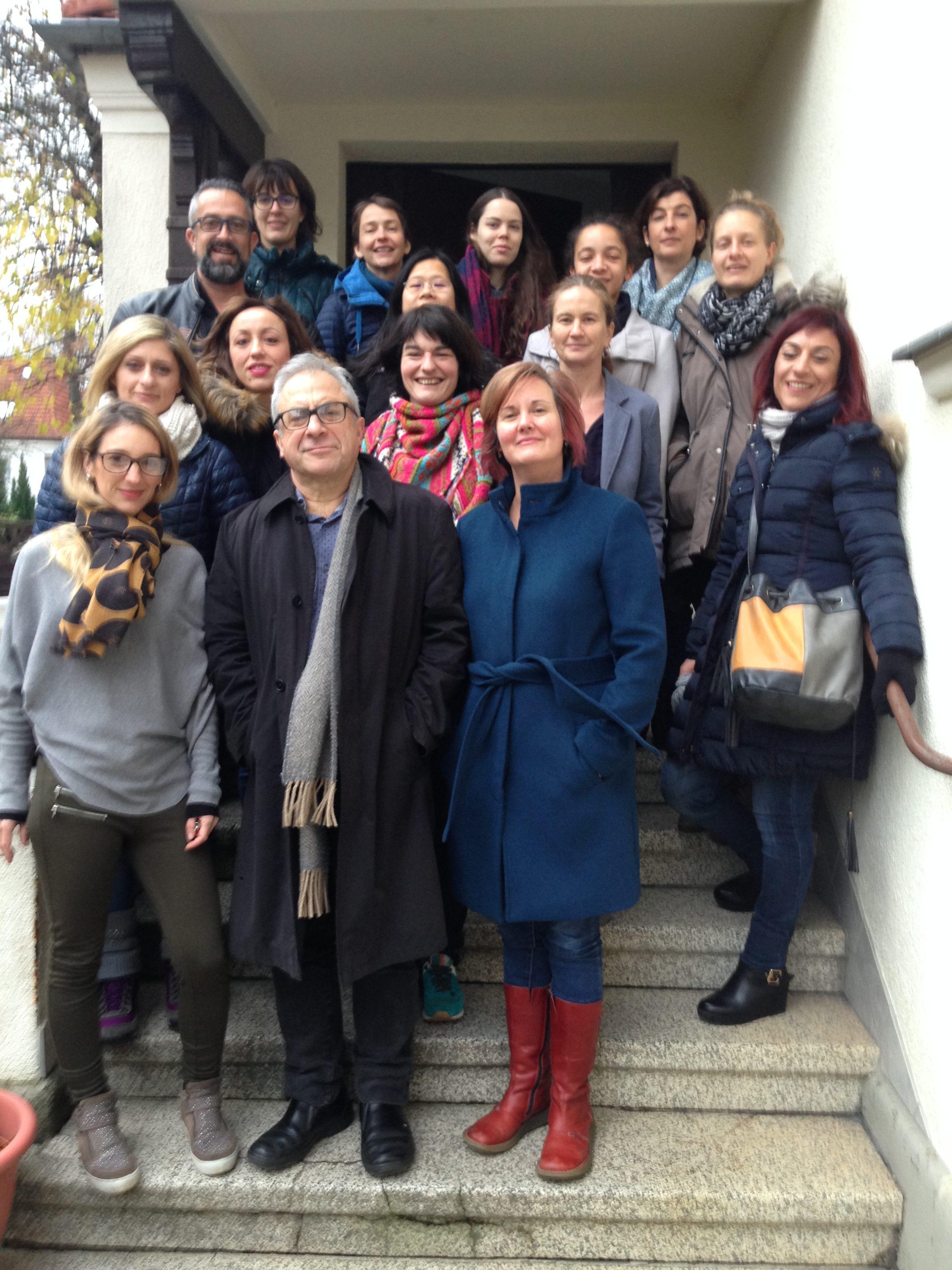 Erasmus + échanges de pratique projet européen allemagne france irlande grèce adav 33 odyssée inclusion intégration germany irlande greece