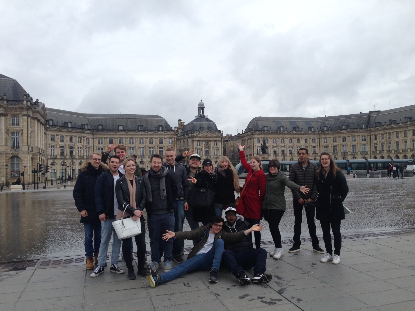 visite bordeaux européen jeunes odyssée interculturel
